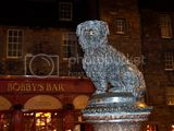 Greyfriars Bobby Statue Edinburgh